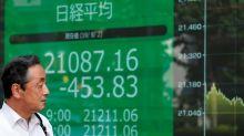 La Bolsa de Tokio cierra mixta a la espera de las elecciones británicas