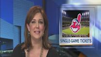 Indians single-game tickets now on sale