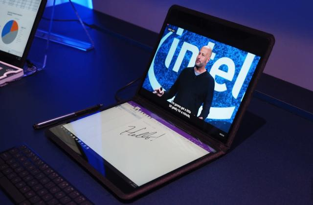 PC makers are getting better at copying smartphone innovation
