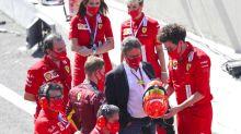 Schumacher testet im Ferrari - Italiens Presse feiert ihn