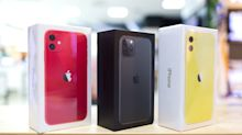 China iPhone shipments drop 35.4% in Nov: Credit Suisse