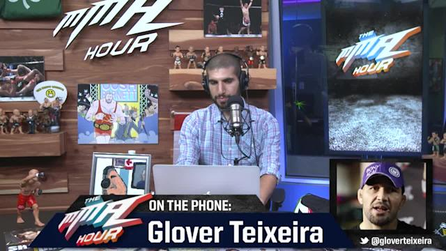 The MMA Hour - Episode 197 - Glover Teixeira
