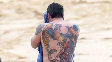 """¿Por qué el """"horrible"""" tatuaje de Ben Affleck está provocando tanta conmoción?"""