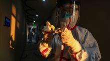 Coronavirus has spurred 'unprecedented' wave of US flight cancellations, analyst says
