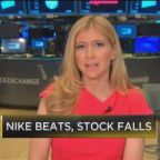 Wall Street reacts to Nike earnings after the CEO address...