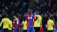Crystal Palace boss Roy Hodgson pleased to see under fire Christian Benteke working harder for the team
