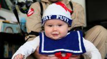 Doppelter Halloween-Spaß: Die besten Eltern-Kind-Kostüme