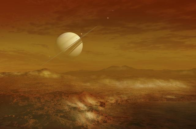 Saturn's largest moon has enough energy to run a colony