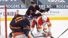 Connor McDavid snaps three-game pointless streak in 3-2 Oilers win over Flames
