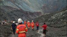 Mehr als hundert Tote bei Erdrutsch in Jade-Mine im Norden Myanmars