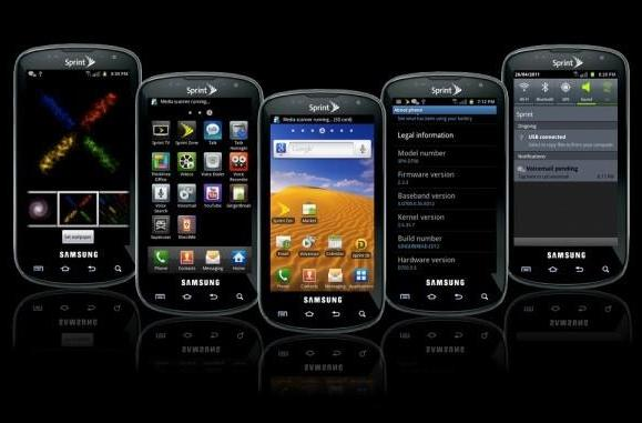 Android 2.3.3 leaked for Samsung Epic 4G, dubbed 'Leaky' for good reason (video)