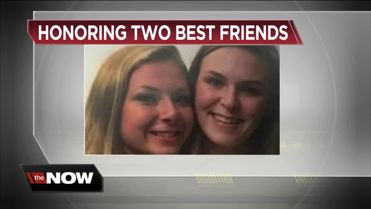 Fundraiser To Honor Two Best Friends Video