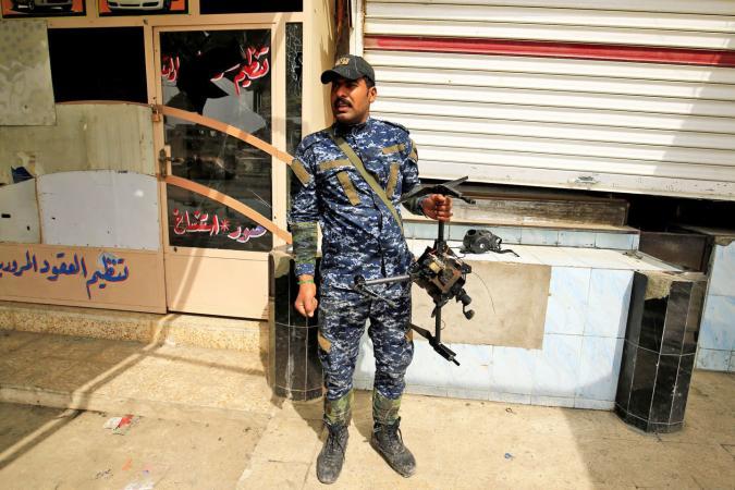 Thaier Al-Sudani / Reuters