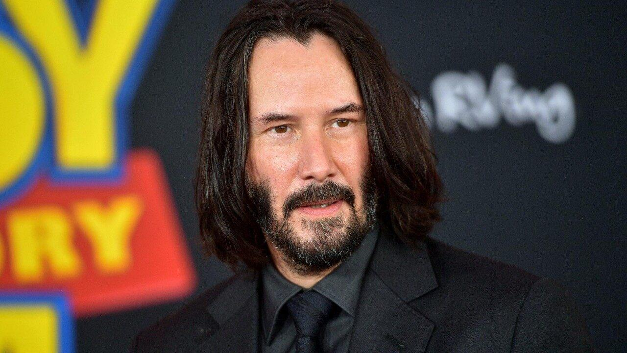 Fans Are Petitioning for Keanu Reeves to Be 'Time's Person of the Year'