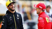 Daniel Ricciardo lifts the lid on failed talks with Ferrari