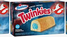 Hostess Is Launching 'Ghostbusters'-Inspired Twinkies That Are Stuffed With Fruit-Flavored Filling