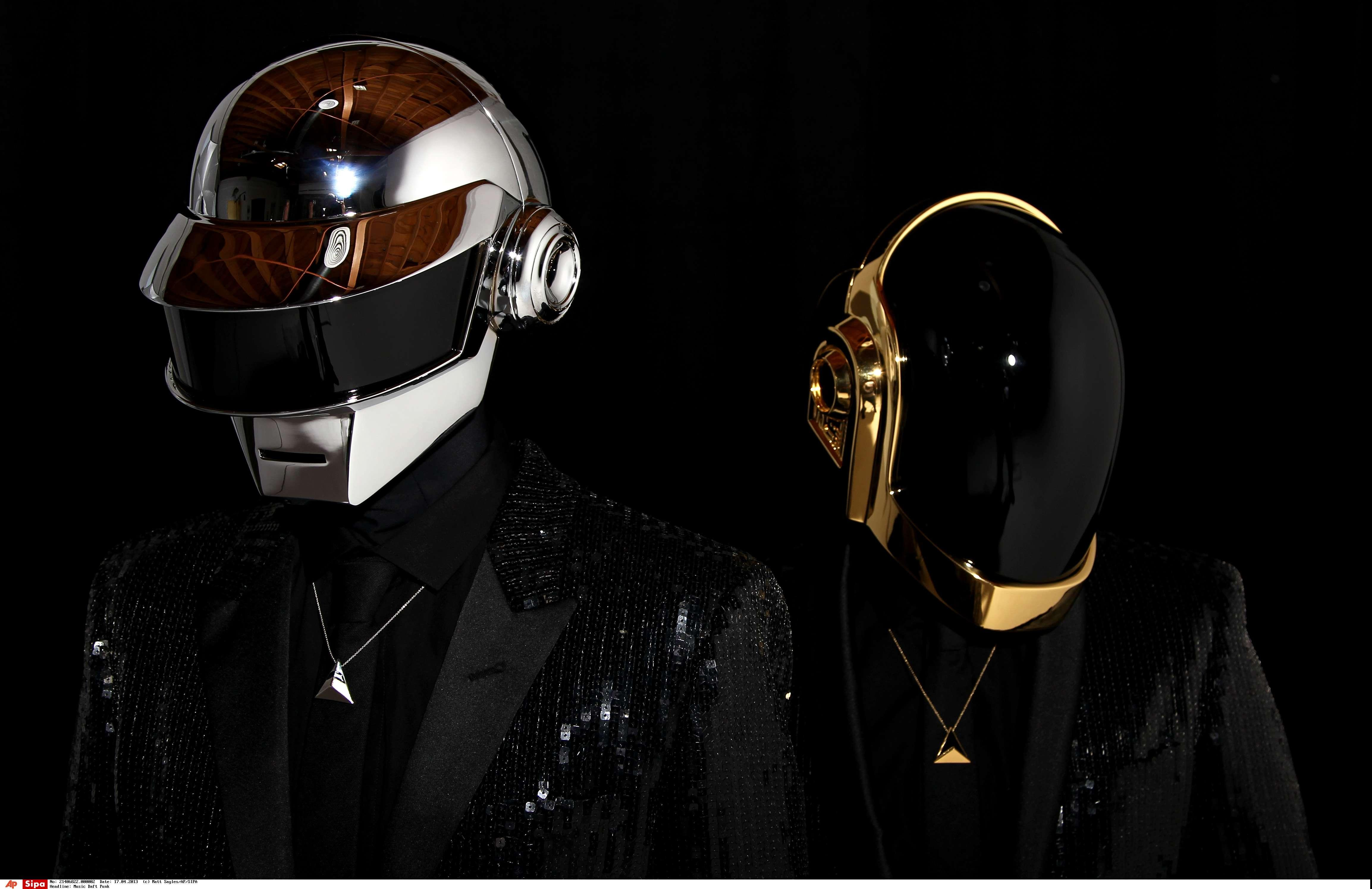 Daft Punk: au Sénat aussi on regrette leur séparation