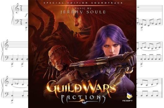 Jukebox Heroes: Guild Wars Factions' soundtrack