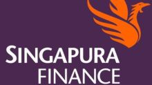 Singapura Finance's 1Q earnings surge more than threefold to $4.1 mil on higher interest income and writeback on loan impairment losses