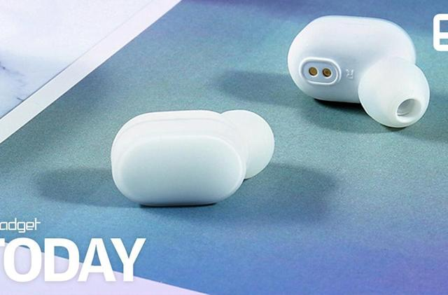 Xiaomi's true wireless 'AirDots' earbuds cost less than $30