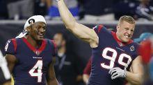 NFL: Luck, Watson e Watt voltam, mas alguém bate os Jaguars?