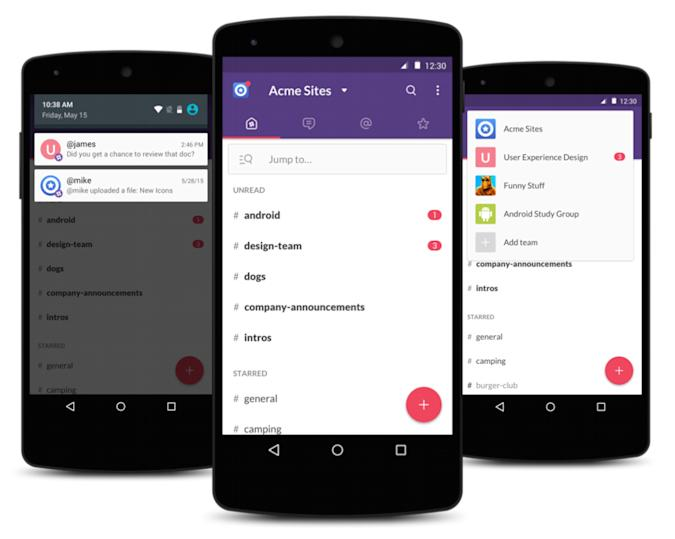 Slack's App Directory proves it's more than just a chatroom