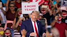 Trump rallies 2.0: Behind the curtain at the president's campaign events in the COVID-19 era
