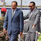 Ethiopian, Eritrean Leaders Vow to Safeguard Peace Treaty