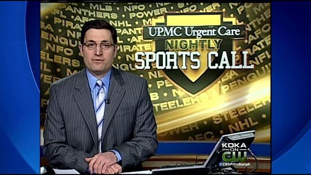 UPMC Urgent Care Nightly Sports Call: Mar. 15, 2014 (Pt. 1)