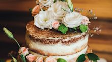 Warning: This new wedding cake trend *may* steal the spotlight on your big day