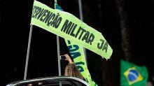 Operação da PF mira grupo que pediu intervenção militar