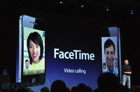 FaceTime video conferencing coming to the iPhone