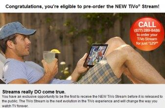 TiVo Stream DVR-to-iOS transcoder box pops up for $129 pre-orders early