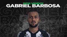 Gabriel Barbosa é anunciado como mais uma contratação do Figueirense