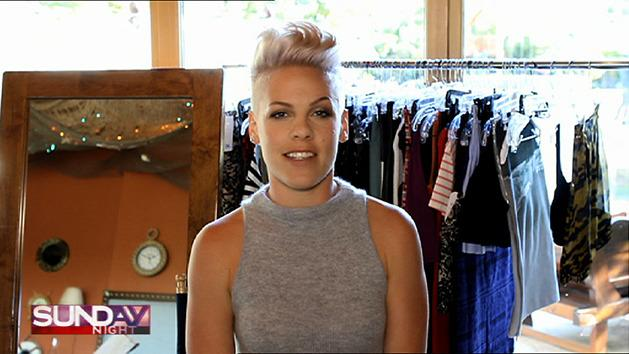 Preview: Pink's new video