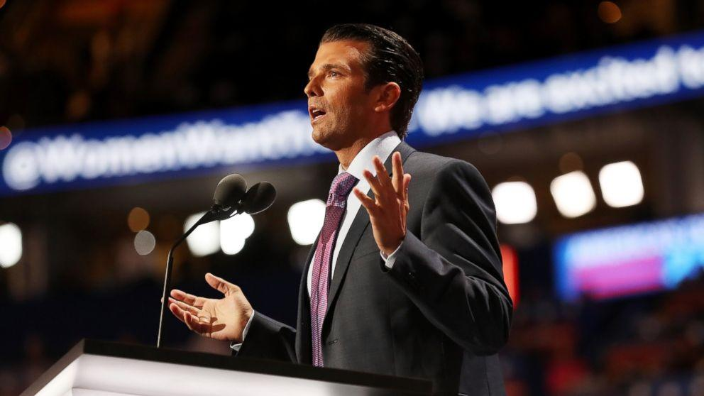 For Donald Trump Jr., lingering questions about meeting with pro-Russia group