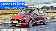 Motor1.com Podcast #33: Novo HB20 é melhor que o novo Onix?