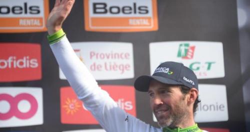 Cyclisme - Tour du Pays basque - Michael Albasini emporte la deuxième étape du Tour du Pays basque