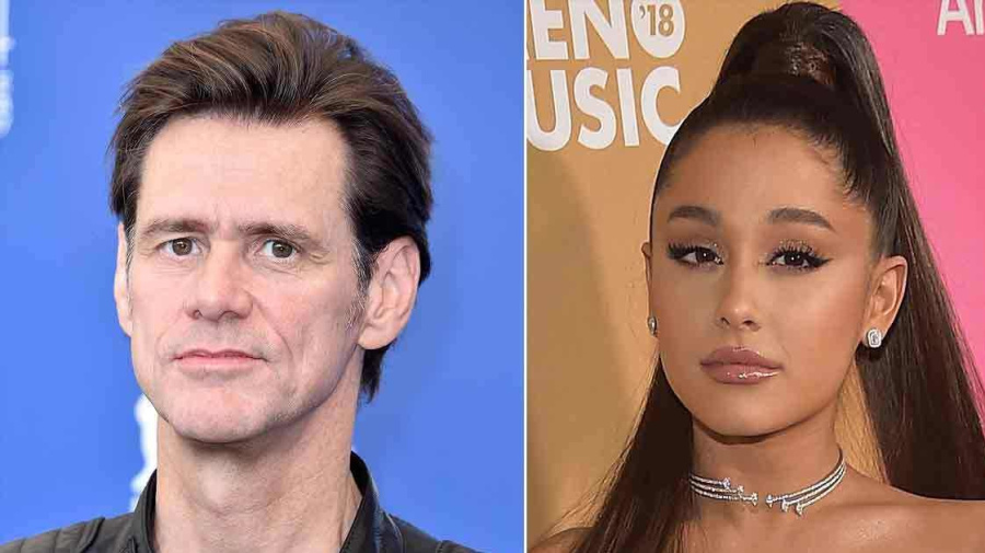 Jim Carrey Praises Ariana Grande's 'Openness' About Depression: 'I Wish You Freedom and Peace'