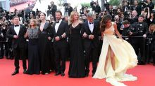 Amal Clooney Suffers Wardrobe Malfunction At The Cannes Film Festival