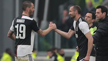 Chiellini: I could've understood if Bonucci went to Madrid, but Milan move was illogical