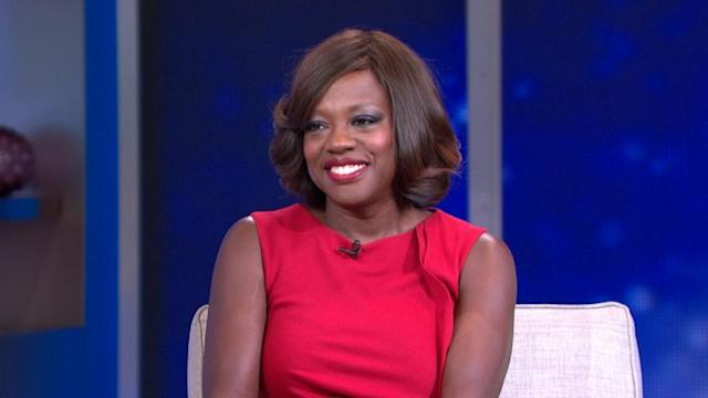 Viola Davis Fights to End Child Hunger
