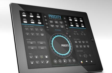 ProCutX lets you control Final Cut Pro X using your iPad