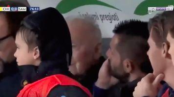 VIDEO | Il saluto del Bentegodi a Sergio Pellissier: gli applausi e la commozione del giocatore