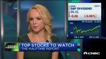 Final trades: Box, Citigroup, Reis & a dividend ETF