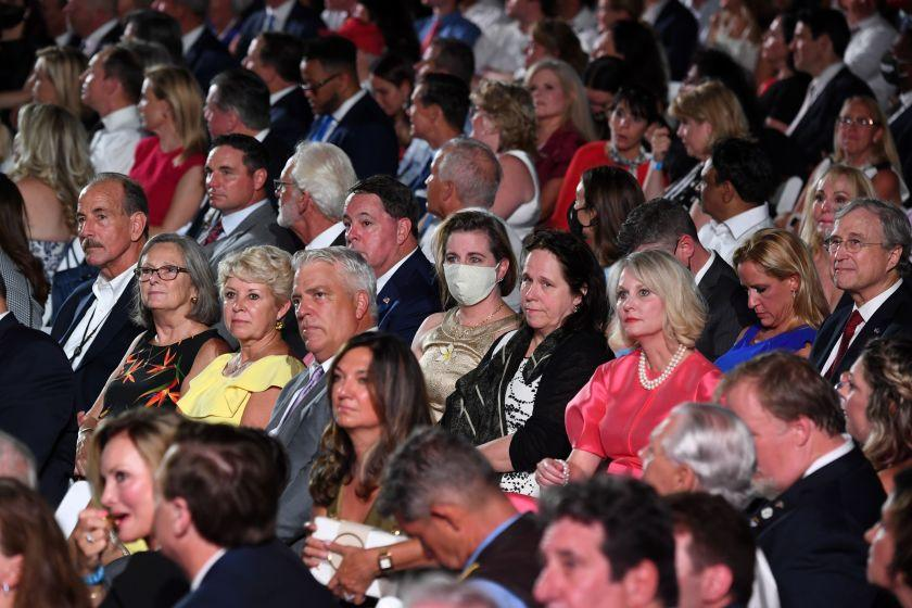 Commentary Trump Closes Rnc With A Potential Super Spreader Event Of Covid 19 Racism And Fear