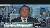 Checking In With Choice Hotels CEO
