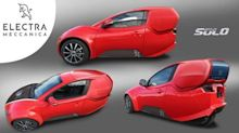 ElectraMeccanica Reveals Awaited Utility and Fleet Version of Flagship SOLO EV