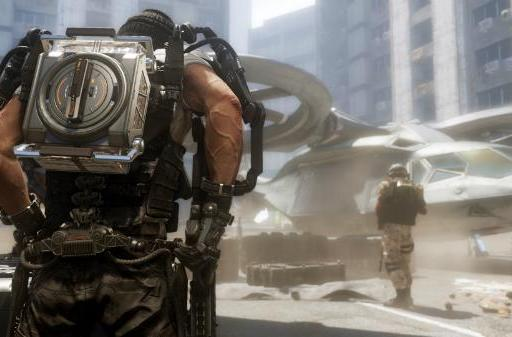 CoD: Advanced Warfare sees off big names to retain UK No. 1