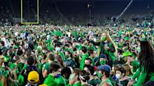 Notre Dame beats Clemson, promptly forgets about pandemic: The 5 craziest moments of Week 10